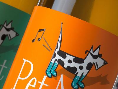 pet nat label 01 wine label designer wine label strategic branding wine branding wine packaging pet nat designer pet nat label pet nat design wine label design best wine label the labelmaker jordan jelev