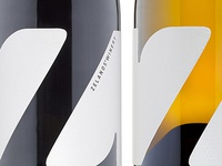 Z wine labels by the Labelmaker