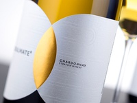 SOULMATEs - an unique contemporary wine label design