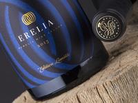 Erelia Wine Label by the Labelmaker