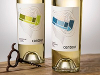 Contour Wines by the Labelmaker