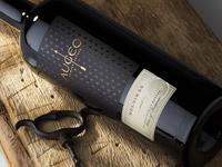 Augeo wine label design
