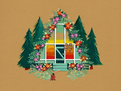 Flowery Mountain Cottage
