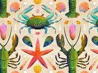 Seafloor Creatures