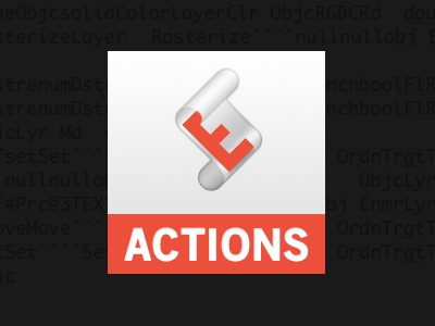 Envoy Action #1: Save for iOS free giveaway freebie fribbble script action jsx ios photoshop