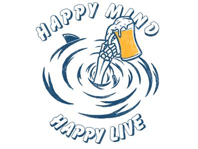 happy mind happy live