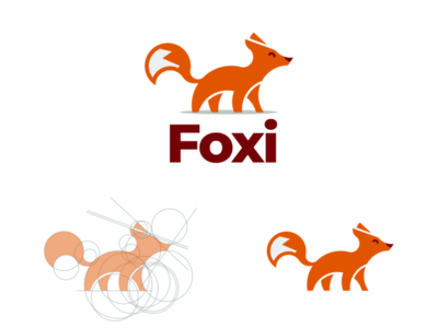 foxi creativelogo logo design ui vector typography icons logo brand design lettering design minimal logodesign illustration corporate branding branding