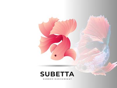 subetta logo design brand design lettering minimal vector corporate branding logo design illustration branding
