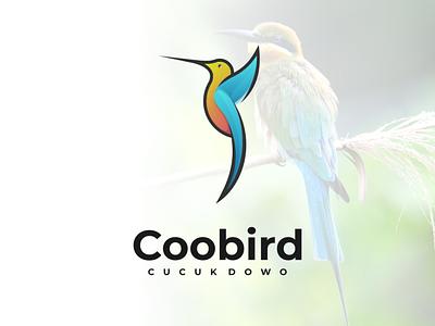 coobird lettering logotype logo design logodesign corporate branding vector design logo illustration branding