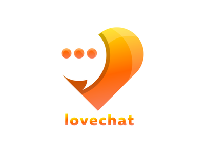lovechat logo inspiration minimal logodesign icon lettering logo design corporate branding design logo illustration branding