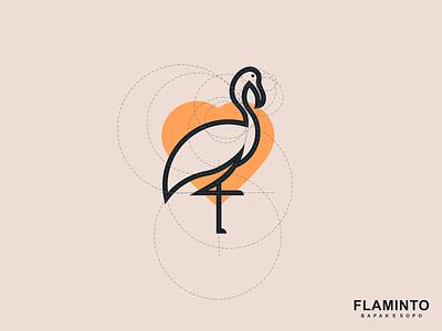 flaminto logo brand design minimal logo design logodesign corporate branding vector design logo illustration branding
