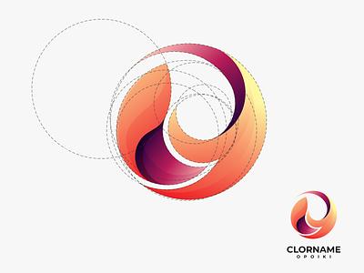 colorname logo brand design lettering logo design minimal logodesign corporate branding vector design logo illustration branding