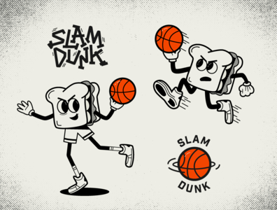 SLAM DUNK DELI