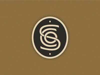 Monogram icon lettering artist lettering branding minimal logo illustration graphicdesign graphic design