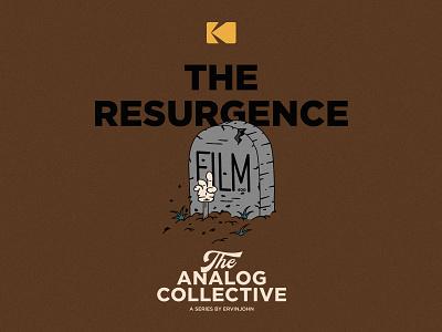 Concept - The Resurgence icon lettering artist lettering branding minimal logo illustration graphicdesign graphic design