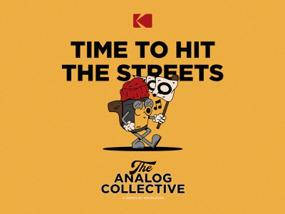 Concept - Time To Hit The Streets icon lettering artist lettering branding minimal logo illustration graphicdesign graphic design