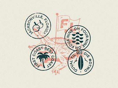 The Sunshine State icon lettering artist lettering branding minimal logo illustration graphicdesign graphic design