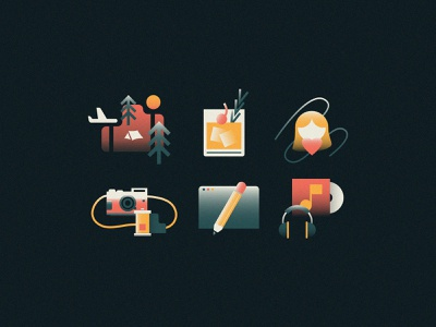 Story Highlight Cover Icons icon lettering artist lettering branding minimal logo illustration graphicdesign graphic design