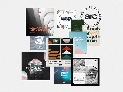 ARC Articles icon lettering artist lettering logo illustration graphicdesign graphic design minimal branding