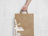 Excalibur brown paperbag