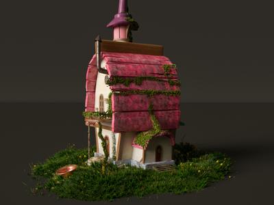 Fairy-tale house v2