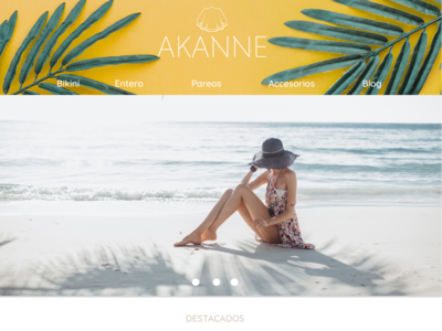 Akanne  e-comerce