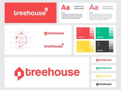 Treehouse   Brand Guidelines dribble shot logotype logo design ui branding design brand identity branding brand logodesign logo typogaphy design