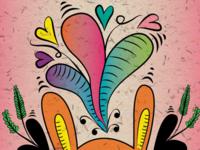 Love Bunny - Detail