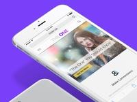 The ONE, Community Wordpress Theme On Mobile