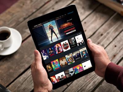Namava on iPad