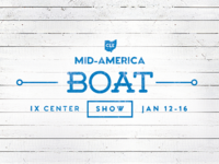 Mid-America Boat Show Lock-Up