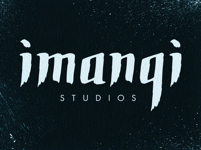 Imangi Studios Brush Logo