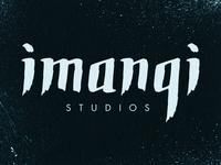 Imangi Studios Brush Logo