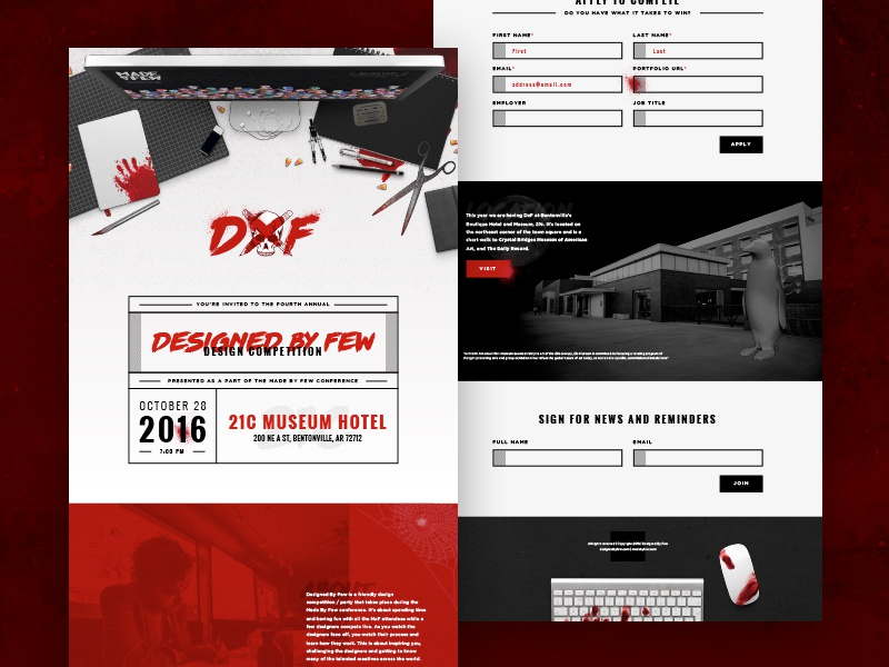 Dribble website