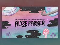 Alyse Parker Youtube Intro