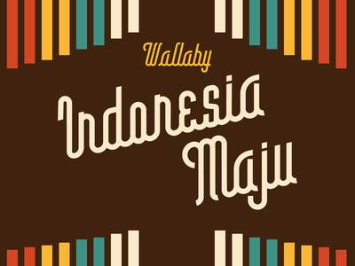 Epic Wallaby font sans sanserif san francisco indonesia designer indonesian indonesia jazzy jazz sans-serif sans serif font sans serif font family typography illustration fonts font design font awesome font design