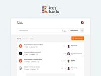 Kuskodu - Home