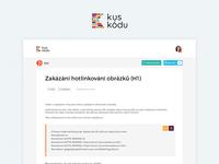 Kuskodu - Detail