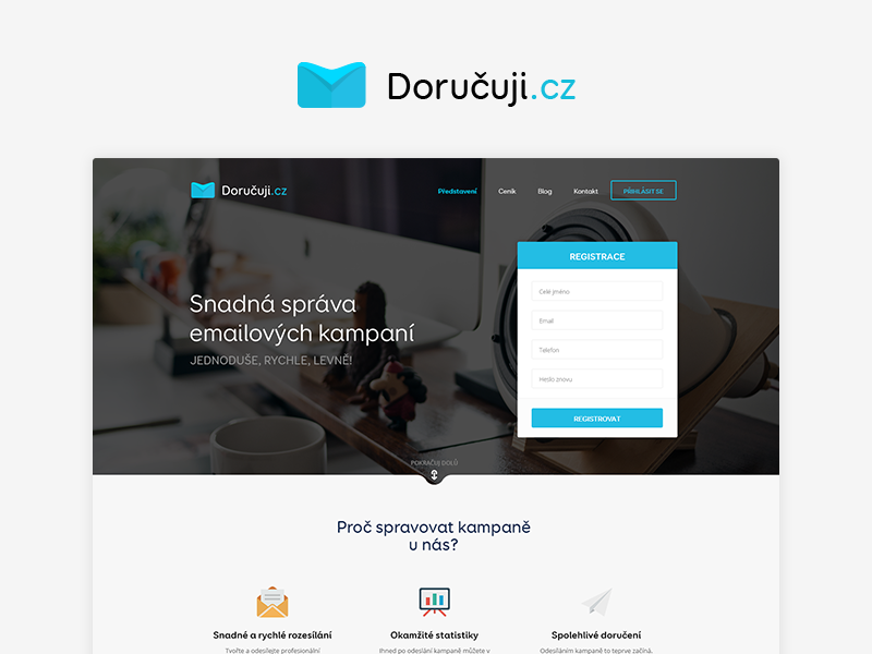 Dorucuji Hp web webdesign email campaign flat icons smallicons managment marketing