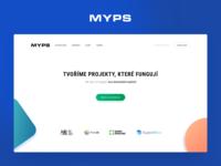 Myps.cz website