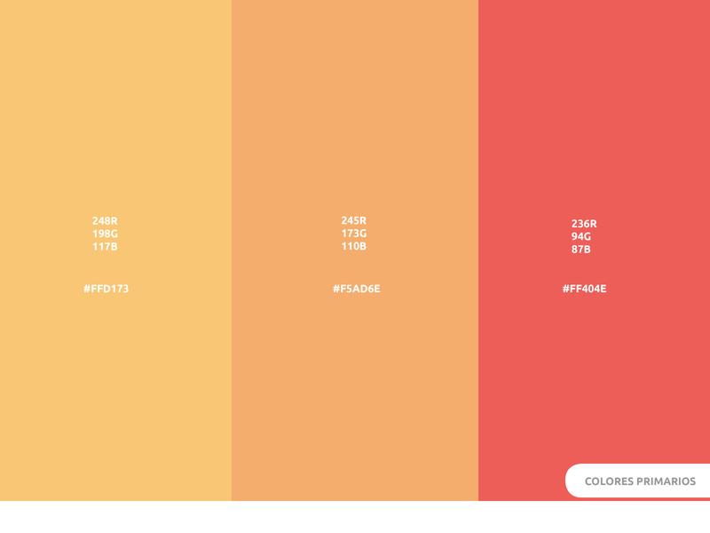 Flitp –  Brand Identity logodesign color pallet color logo fitness app design branding design branding brand identity app