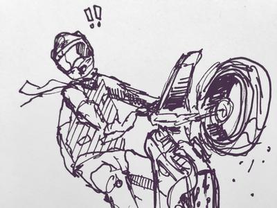 Moto X - Illustration