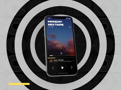 BoomBox - Monday Mixtape