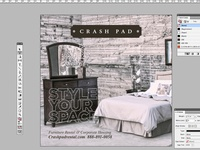 Furniture brochure (Cover)