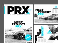 Project PRX Magazine 1