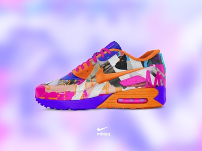 'We Can Dream' Concept | Nike vs mbsjq pumps trainers mbsjq nike running adobe gradient concept collageart collage nike air max nike air nikeair nike