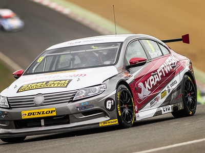 KRAFTWERK / Car livery - BTCC TeamHARD. racing team