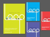 Loop branding / visuals / colour palette