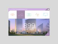 SJQHUB™ Visual Data 9 UI dashboard