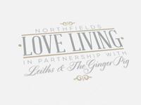 Love Living logo mark